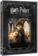 DVD: Harry Potter a Relikvie smrti - 2. část