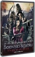 DVD: Bojovníci severu: Sága Vikingů