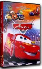 DVD: AUTA (Cars)