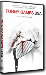 DVD: Funny Games USA - [Edice Film-X]