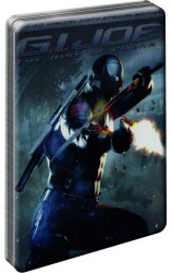 DVD: G.I. Joe S.C.E. (STEELBOOK)